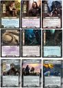The Lord of the Rings: The Card Game - Encounter at Amon Dîn cards