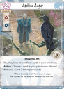 Legend of the Five Rings: In Pursuit of Truth Asahina Augur card