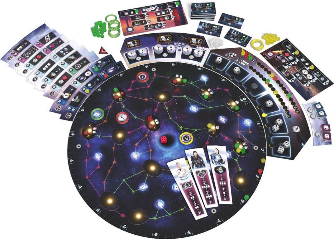 Pulsar 2849 components
