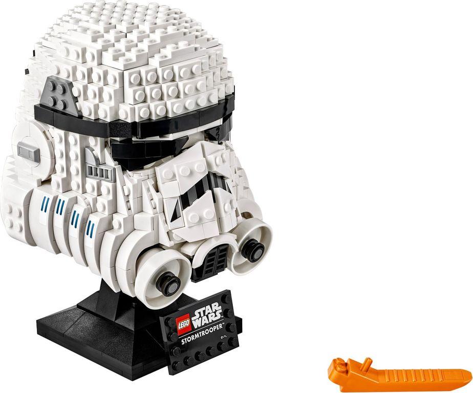 LEGO® Star Wars Stormtrooper™ Helmet components