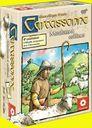 Carcassonne: Moutons et collines