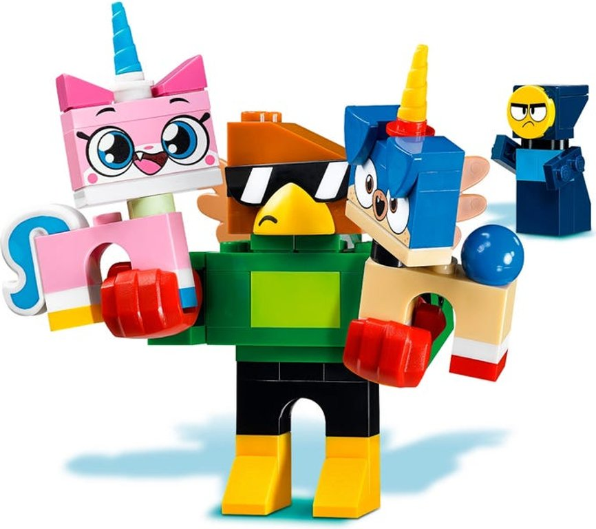 LEGO® Unikitty! Party Time minifigures