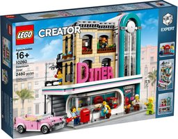 LEGO® Creator Expert Downtown Diner