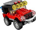 LEGO® Creator Desert Racers components