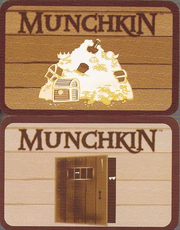 Munchkin 4: The Need for Steed cards