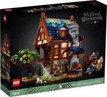 LEGO® Ideas Medieval Blacksmith