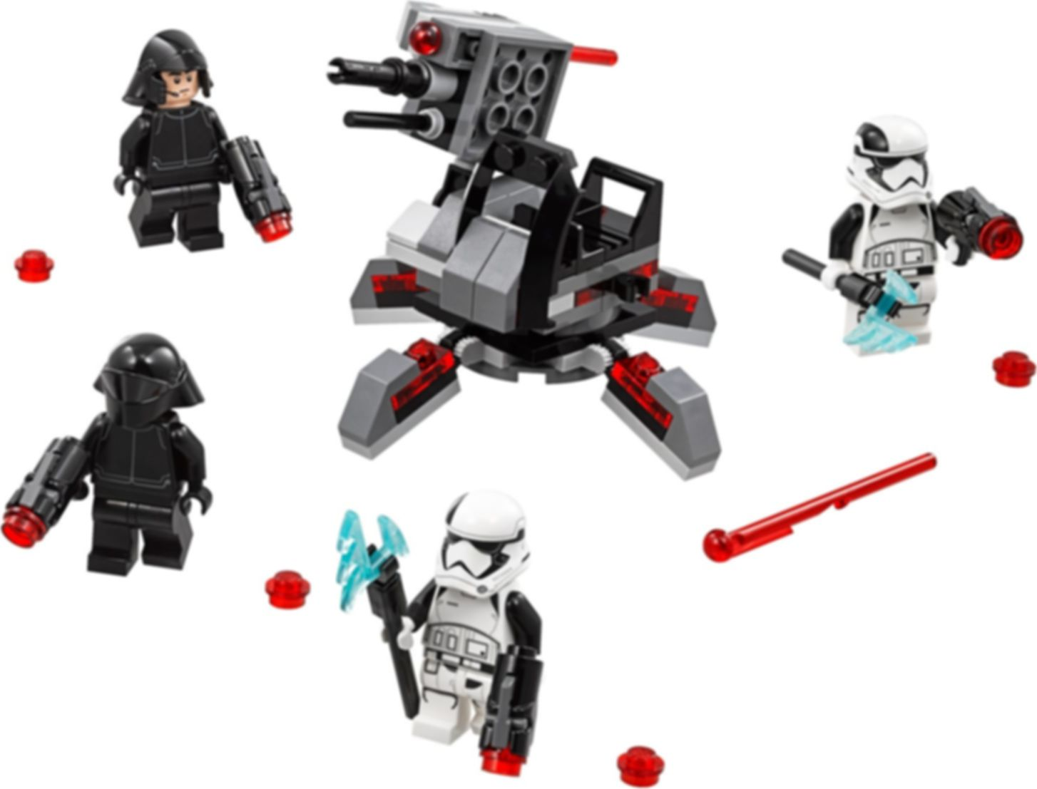 First Order Specialists Battle Pack components