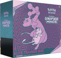 Pokemon Sun & Moon - Unified Minds Trainerbox