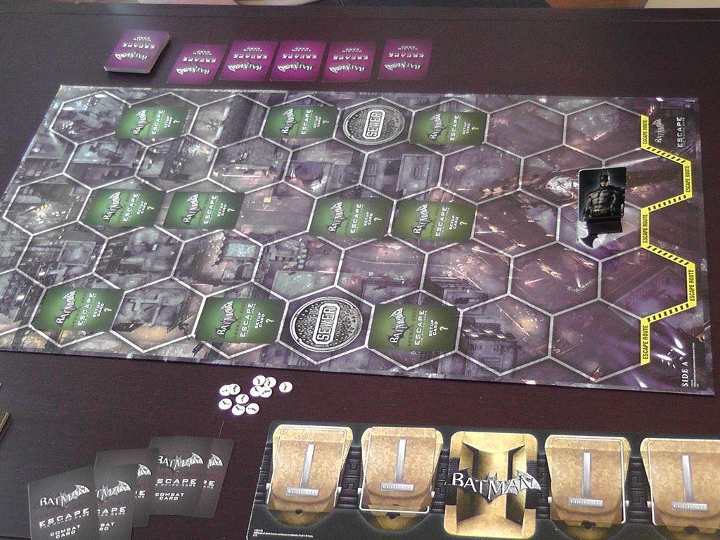 Batman: Arkham City Escape gameplay