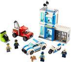 Police Brick Box components