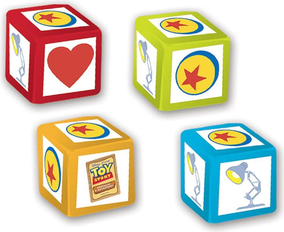 Toy Story: Obstacles & Adventures dice