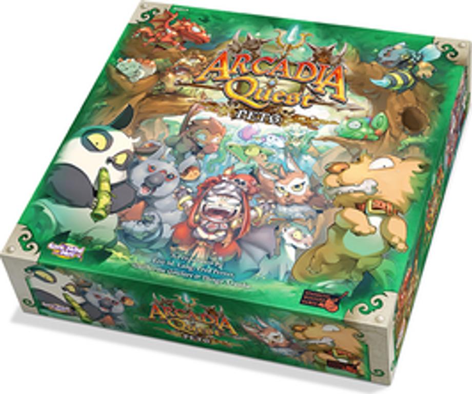 Arcadia+Quest%3A+Pets