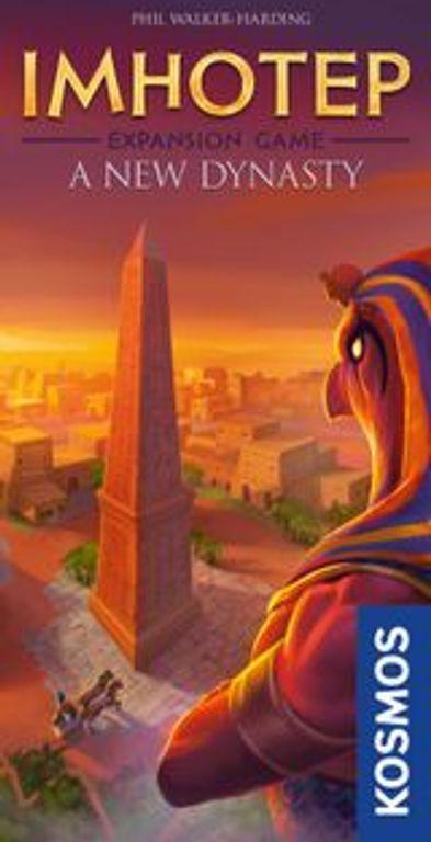 Imhotep%3A+A+New+Dynasty