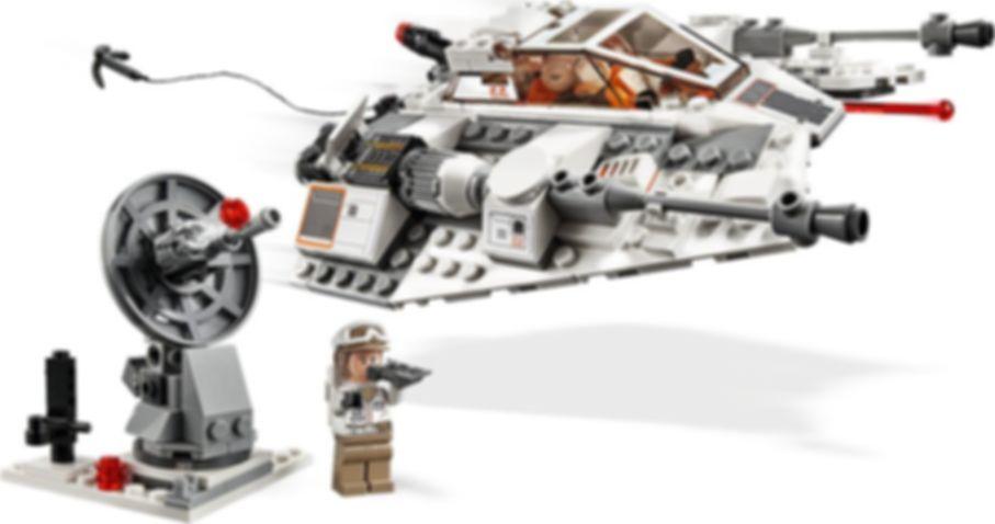 LEGO® Star Wars Snowspeeder™ – 20th Anniversary Edition gameplay