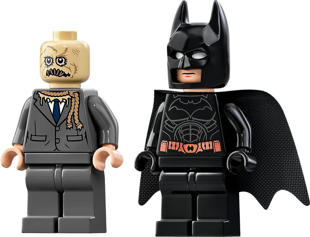 LEGO® DC Superheroes LEGO® DC Batman™ Batmobile™ Tumbler: Scarecrow™ Showdown minifigures