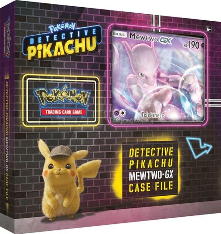 Pokemon+Detective+Pikachu+GX+Box+Mewtwo