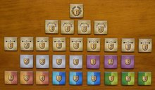 Thurn and Taxis tiles