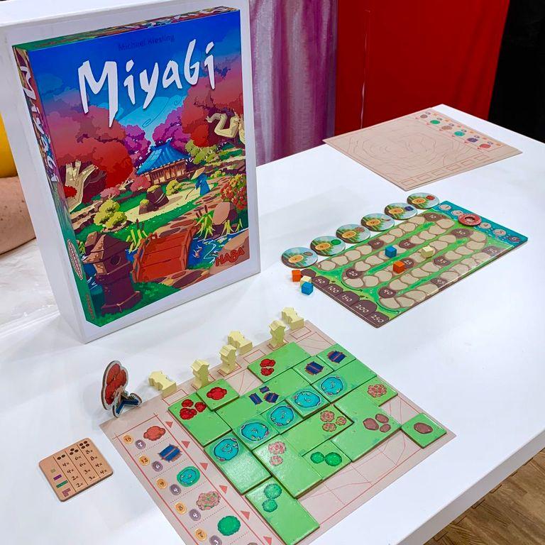 Miyabi components