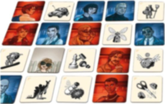 Codenames Pictures XXL cards