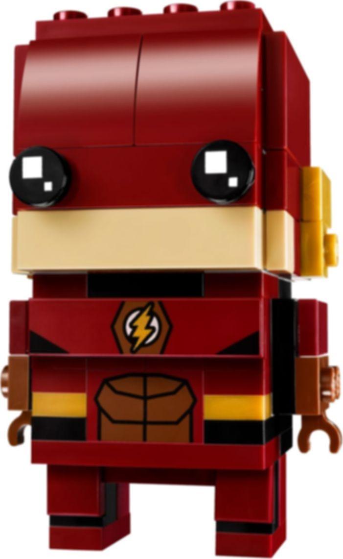 LEGO® BrickHeadz™ The Flash™ components