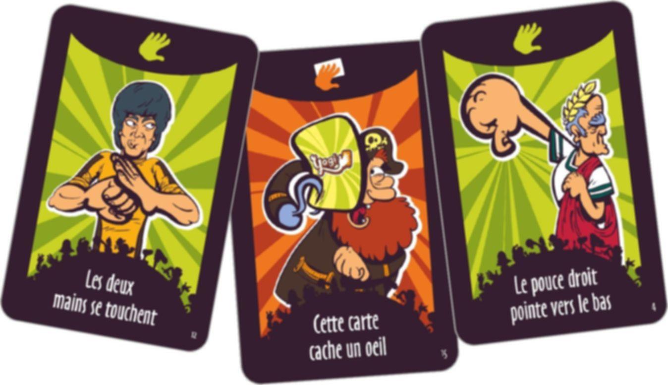 Yogi cards