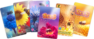 Bees: The Secret Kingdom cards