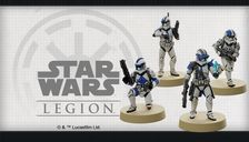 Star Wars: Legion – Republic Specialists Personnel Expansions miniature