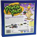 Pluckin' Pairs back of the box