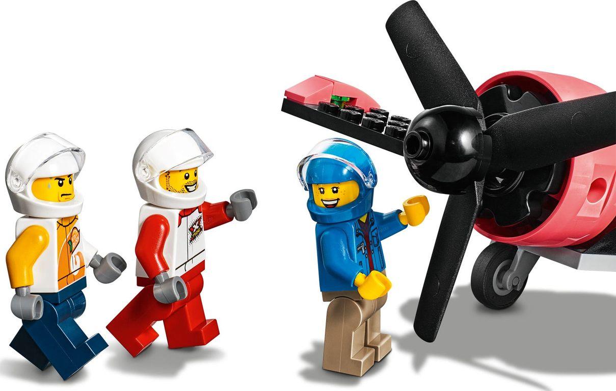 Air Race minifigures
