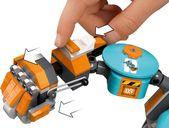 LEGO® Monkie Kid Sandy's Power Loader Mech components