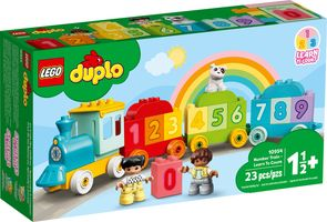 LEGO® DUPLO® Number Train - Learn To Count