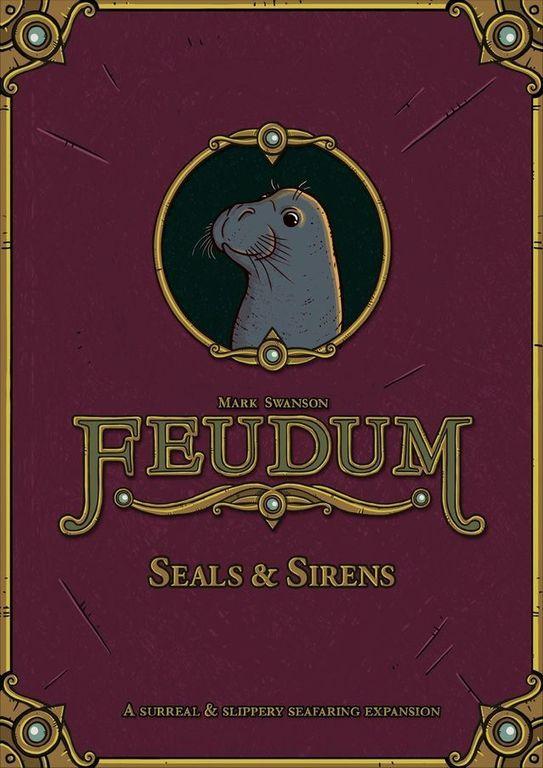 Feudum: Seals & Sirens cards
