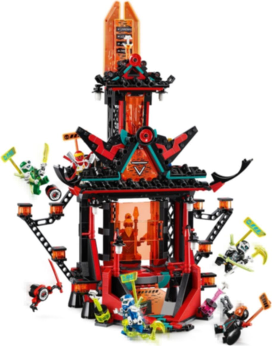 LEGO® Ninjago Empire Temple of Madness gameplay