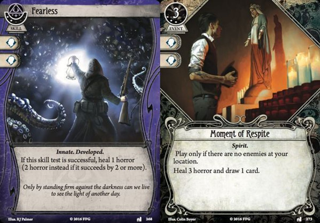 Arkham Horror: The Card Game - Where Doom Awaits cards