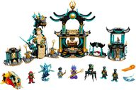 LEGO® Ninjago Temple of the Endless Sea components