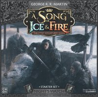 A Song of Ice & Fire: Tabletop Miniatures Game - Night's Watch Starter Set