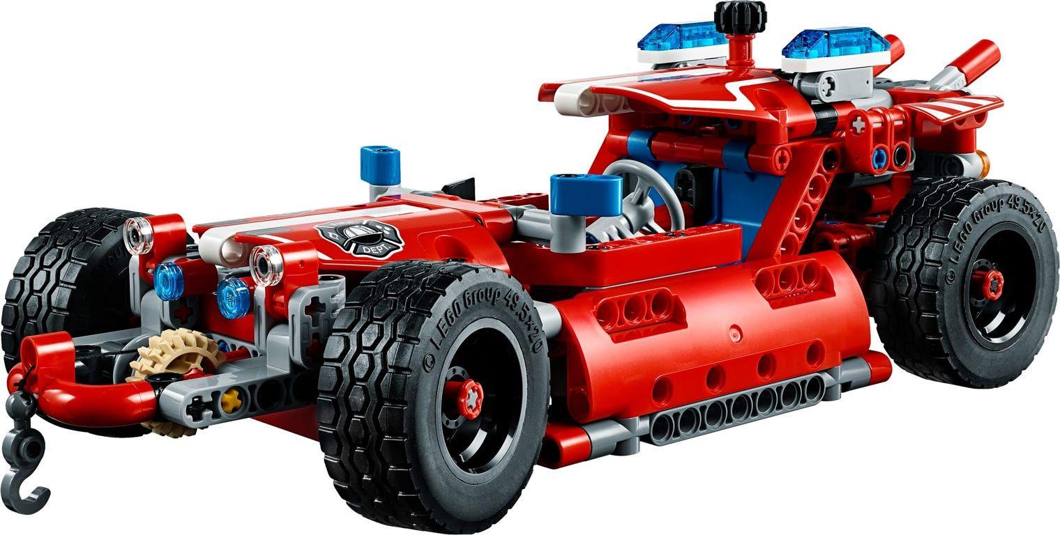 LEGO® Technic First Responder alternative