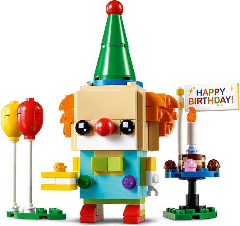 Birthday Clown components