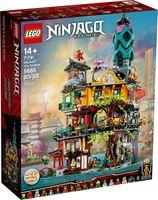 LEGO® Ninjago NINJAGO® City Gardens