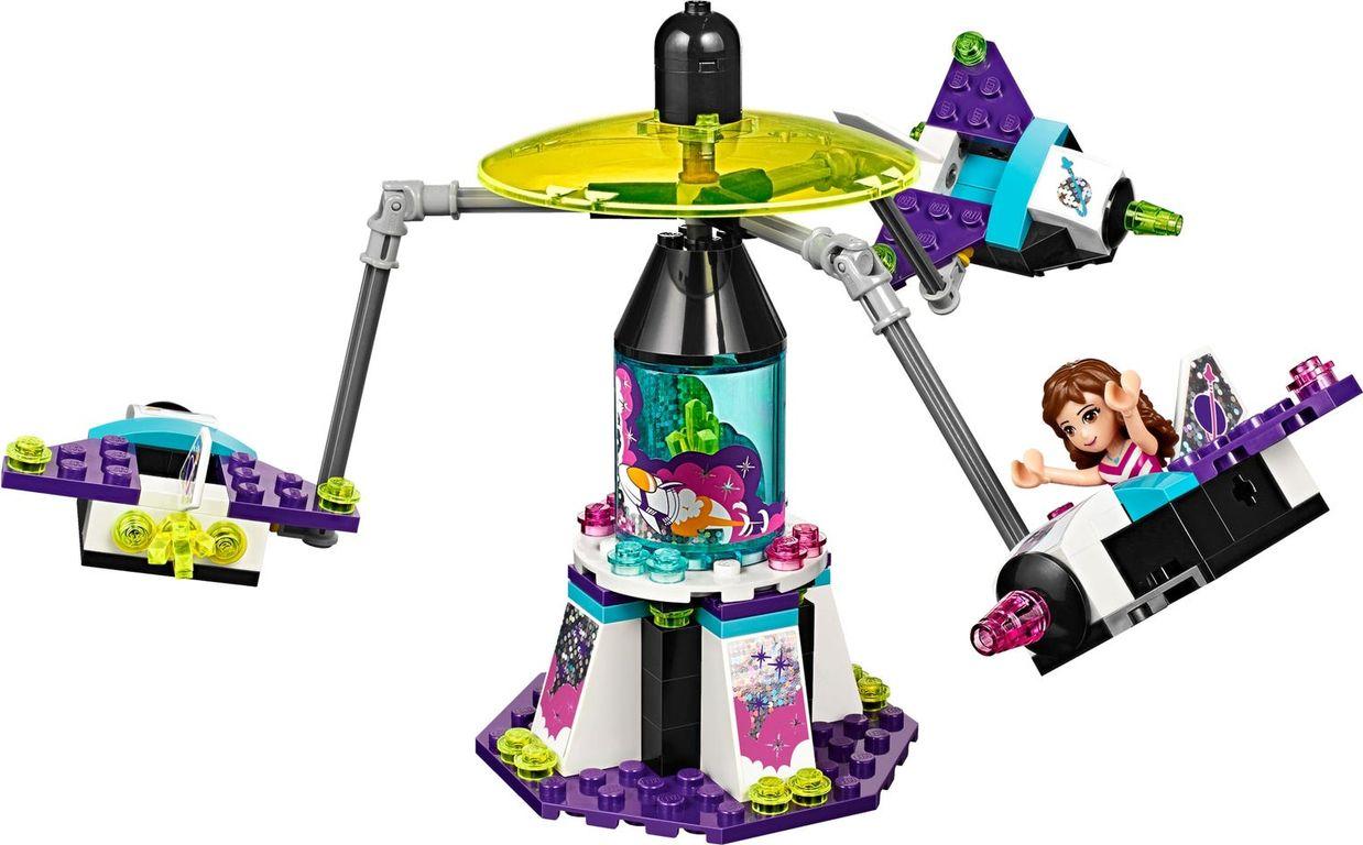 Amusement Park Space Ride gameplay