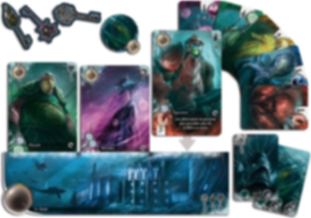 Abyss cards