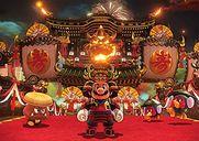 Super Mario Odyssey Bowser's Castle