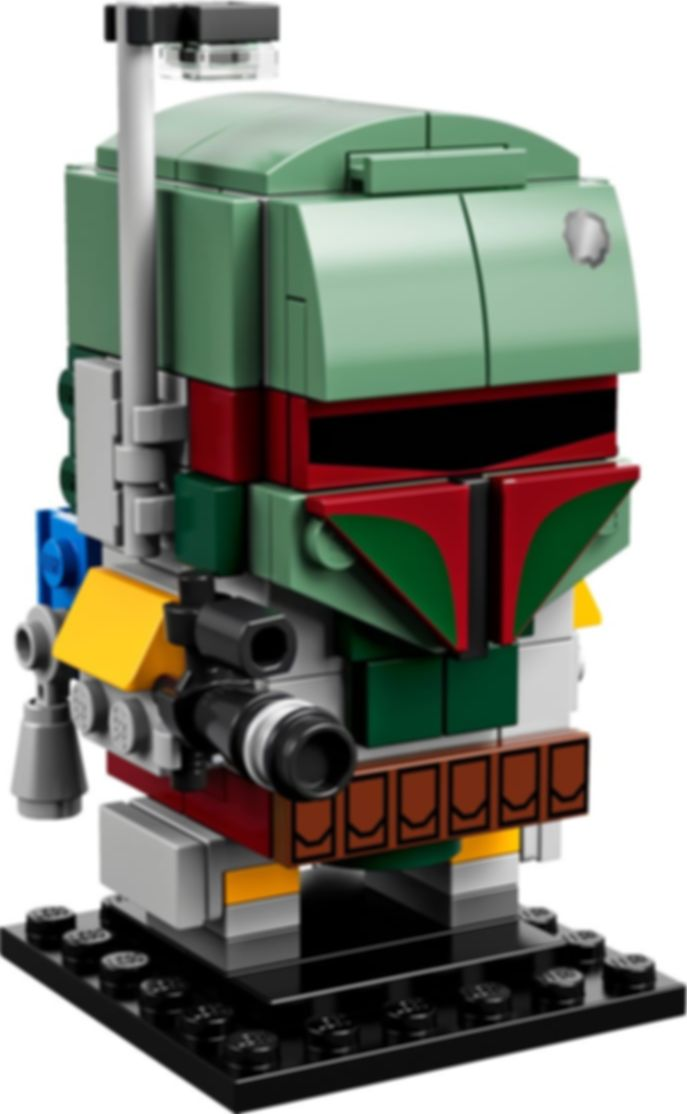 LEGO® BrickHeadz™ Boba Fett™ components
