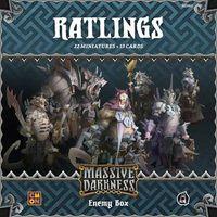 Massive Darkness: Monster-Set – Rattlinge