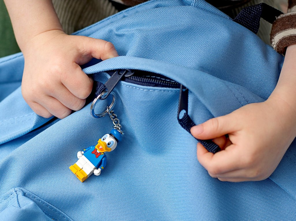 LEGO® Disney Donald Duck Keyring