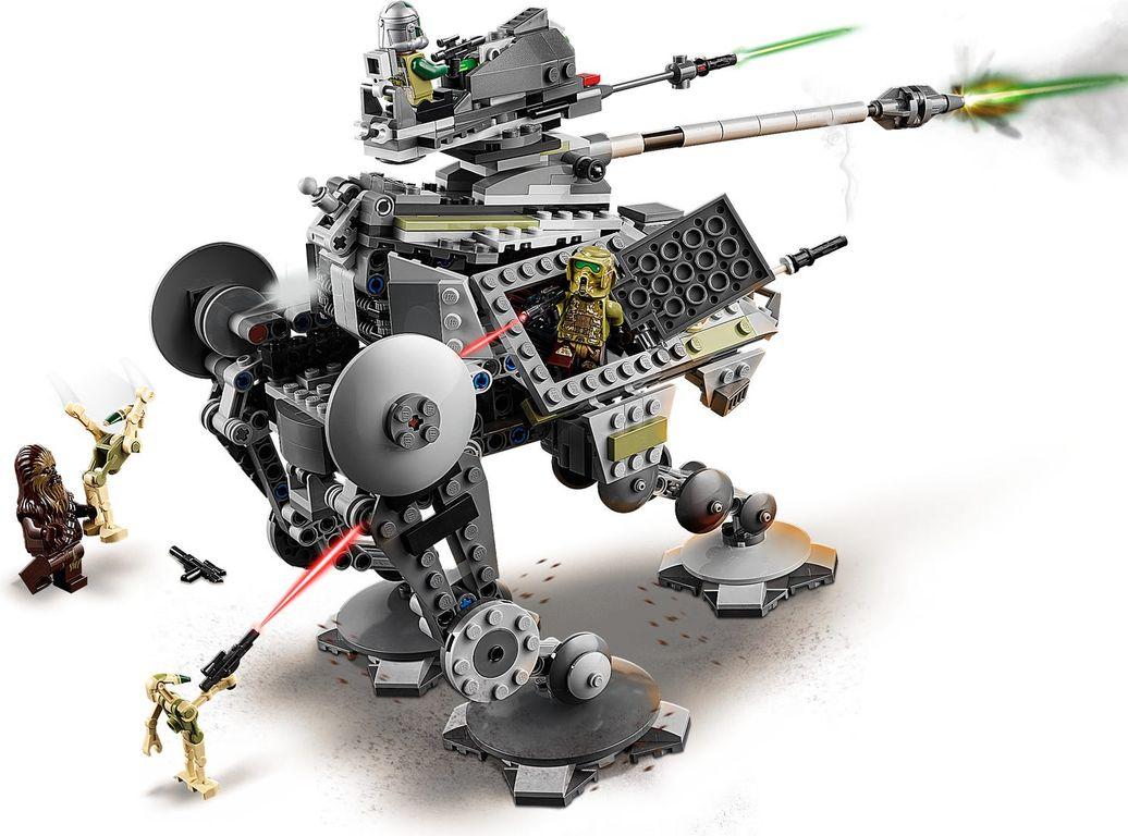 LEGO® Star Wars AT-AP™ Walker gameplay