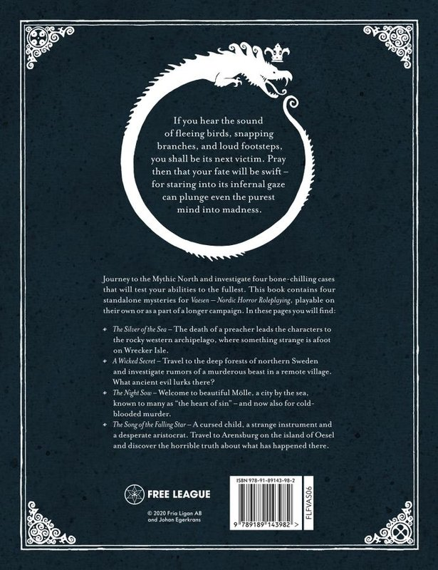 A Wicked Secret and Other Mysteries back side