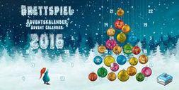 Brettspiel Adventskalender 2016
