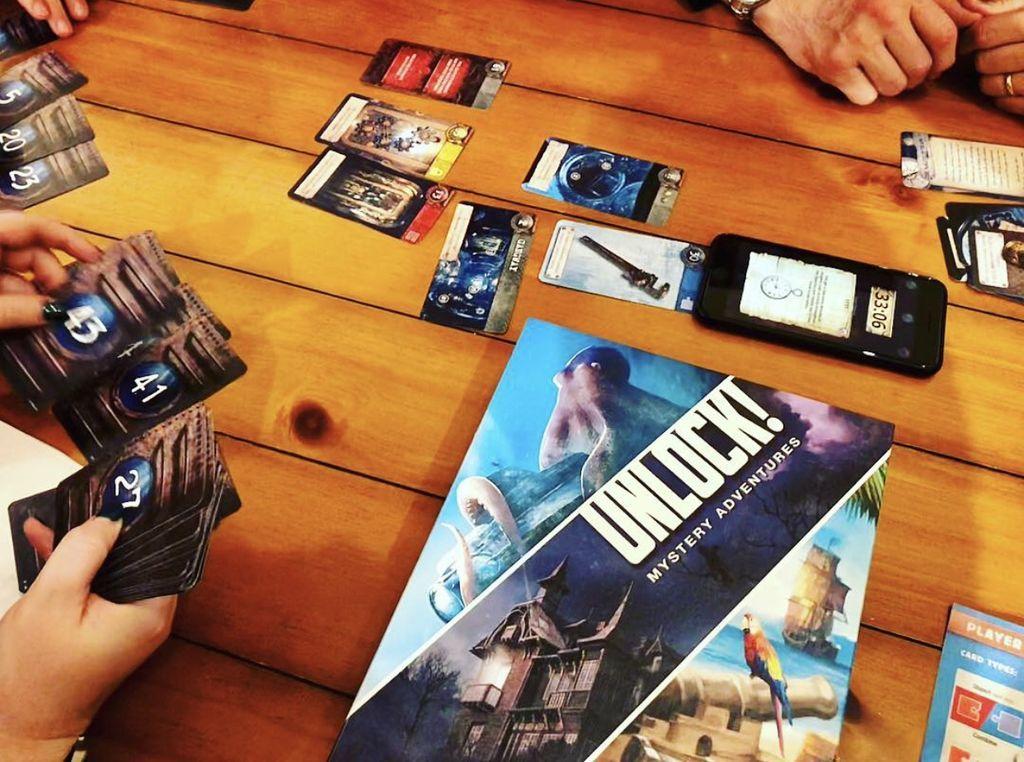 Unlock! Mystery Adventures gameplay