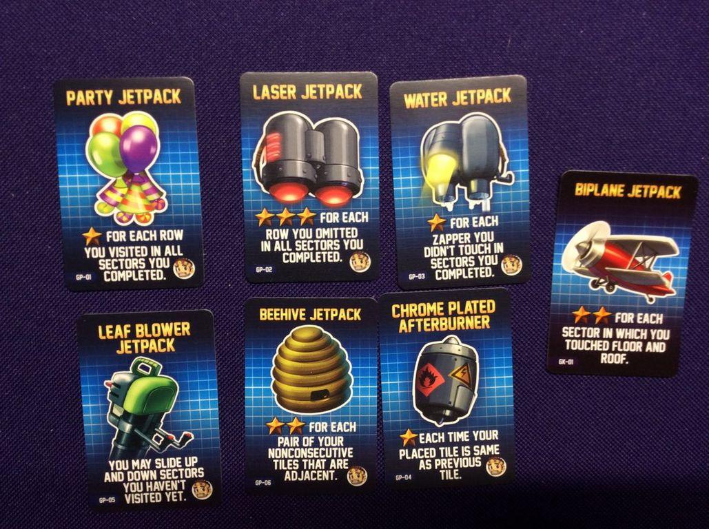 Jetpack Joyride cards